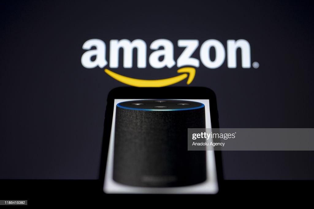 Amazon Alexa : News Photo