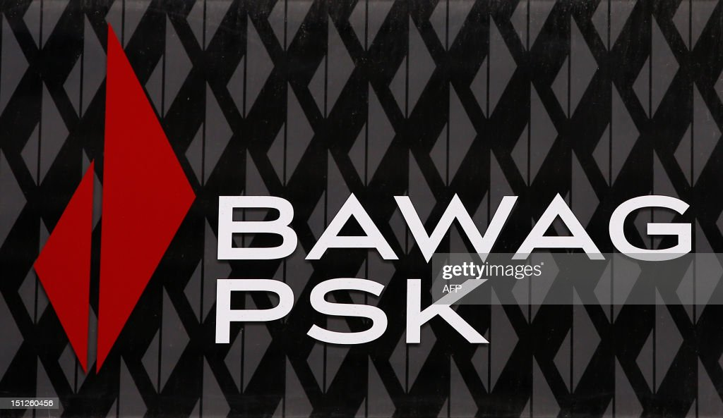 The Logo Of Austrian Bank Bawag Psk Is Seen In Vienna On September 4