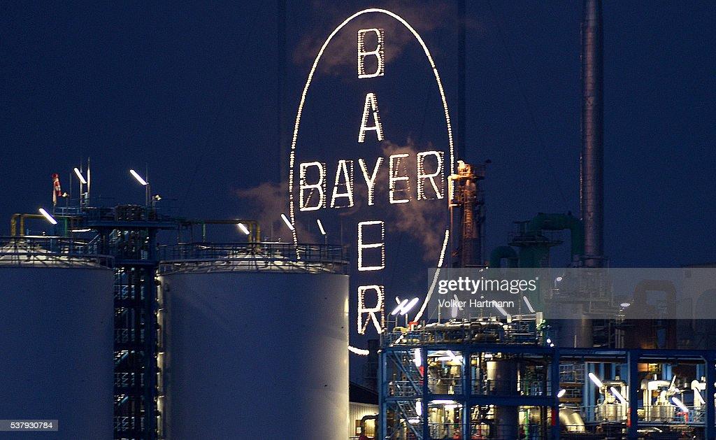 Bayer Seeks To Acquire Monsanto : News Photo