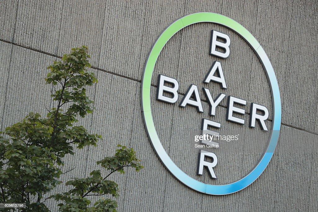 Bayer Buys Monsanto : News Photo