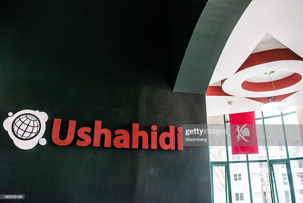 Young Entrepreneurs At i-Hub The African Tech Hub : News Photo