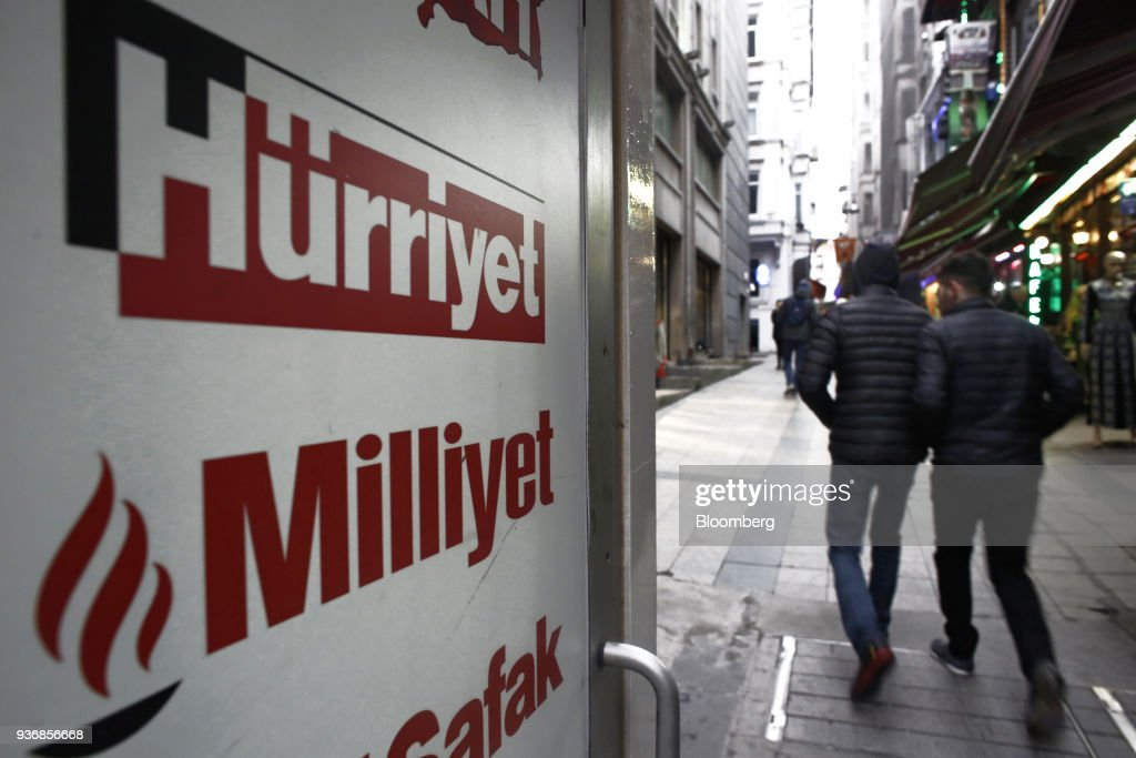 Turkish Media As Turkey Moves To Control All Content