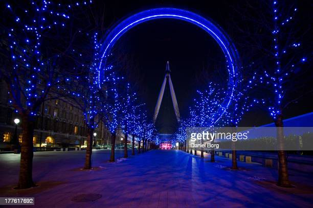 CONTENT] The London Eye also known as the Millennium Wheel as it was built to commemorate the year 2000 a pink valentines display box can be seen in...