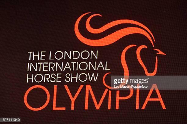 The London International Horse Show at Olympia UK