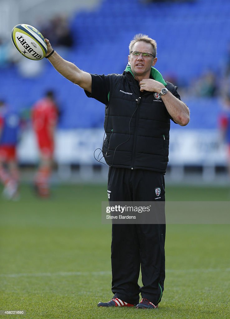 London Irish v Leicester Tigers - LV= Cup