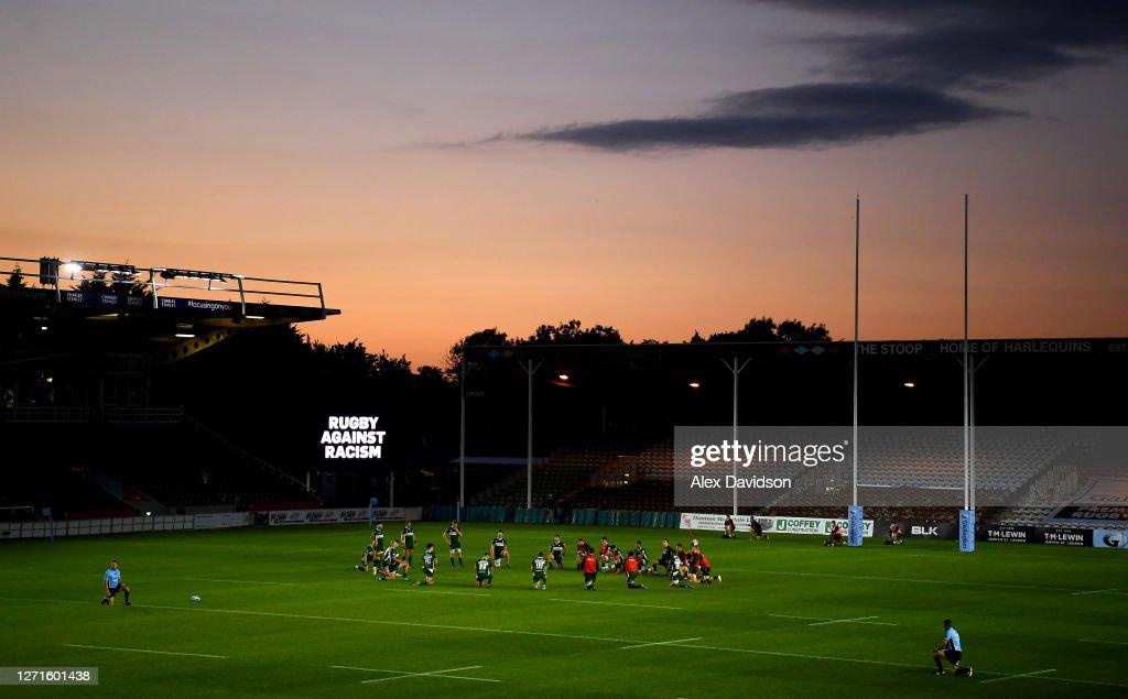 London Irish v Harlequins - Gallagher Premiership Rugby : ニュース写真