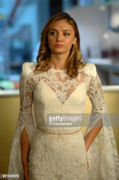 THE ARRANGEMENT 'The Long Game' Episode 201 Pictured Christine Evangelista as Megan Morrison