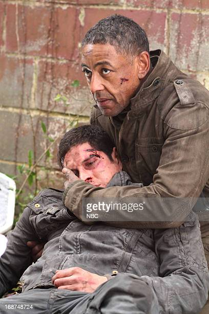 REVOLUTION The Longest Day Episode 117 Pictured JD Pardo as Nate Giancarlo Esposito as Captain Tom Neville
