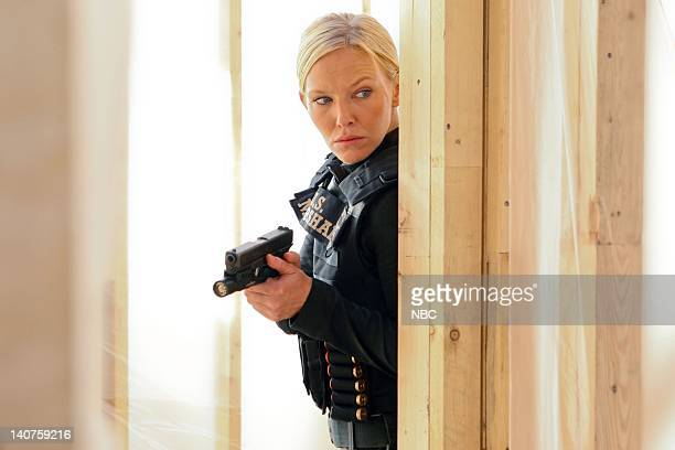 CHASE The Longest Night Episode 109 Pictured Kelli Giddish as Annie Frost Photo by Vivian Zink/NBC/NBCU Photo Bank