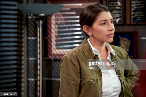 UNIT The Longest Night of Rain Episode 21012 Pictured Jamie Gray Hyder as Officer Katriona Kat Azar Tamin
