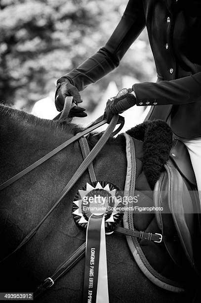 The Longines Paris Eiffel Jumping is for Madame Figaro on July 4 2015 in Paris France PUBLISHED IMAGE CREDIT MUST READ Emanuele...