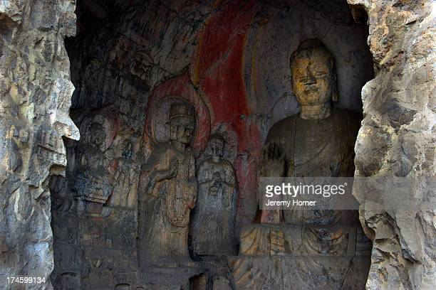 The Longmen Grottoes are one of the finest examples of Chinese Buddhist art. Housing tens of thousands of statues of Buddha and his disciples, they...