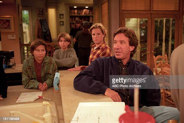 IMPROVEMENT 'The Look' BehindtheScenes Coverage Airdate November 7 1995 JONATHAN