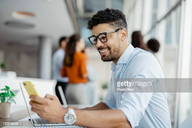 the look of total job satisfaction - total look stock pictures, royalty-free photos & images