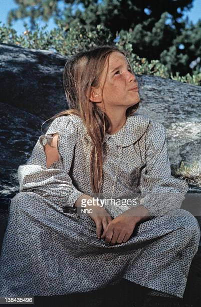 PRAIRIE The Lord Is My Shepherd Part 2 Episode 14 Pictured Melissa Sue Anderson as Mary Ingalls