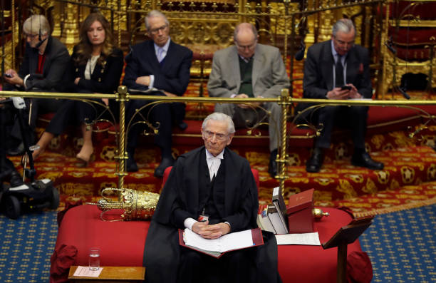 GBR: EU Withdrawal Bill Is Considered In The House Of Lords