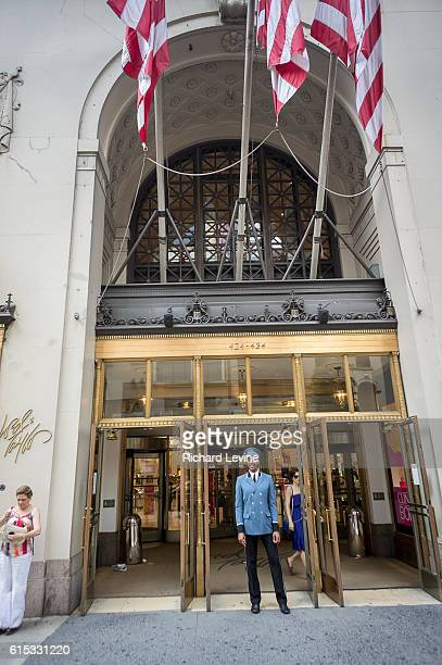 The Lord & Taylor flagship store on Fifth Avenue in New York on Friday, June 28, 2013. Lord & Taylor has settled charges brought by the Federal Trade...