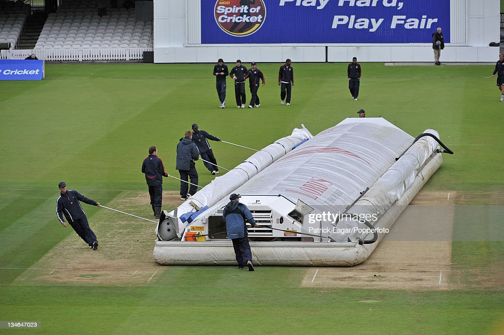 Pakistan v Australia, 1st Test, Lord's, July 2010 : News Photo