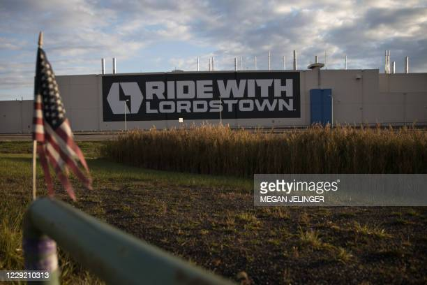 The Lordstown Motors factory is where GM once operated, in Lordstown, Ohio, on October 16, 2020. The old GM factory has been acquired by Lordstown...