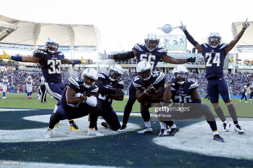 Buffalo Bills v Los Angeles Chargers : News Photo