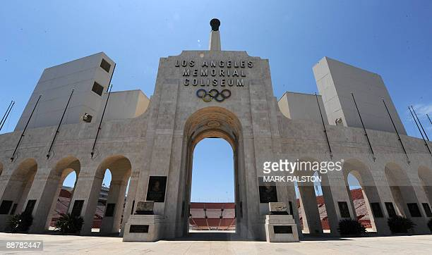 The Los Angeles Coliseum venue for the 1932 and 1984 Olympic Games and one of the possible locations for a public memorial service for music legend...