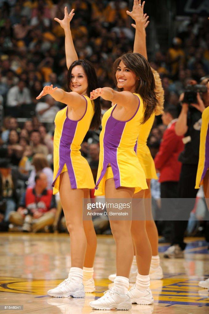 NBA Finals Game 4:  Boston Celtics v Los Angeles Lakers : News Photo