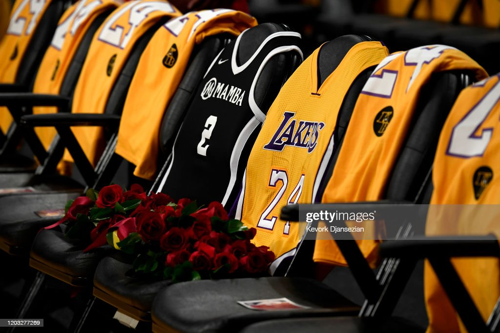 Portland Trail Blazers v Los Angeles Lakers : News Photo