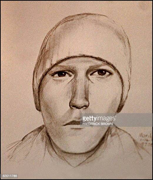 The Los Angeles Police Department released a police sketch 18 January of the murder suspect they are seeking in connection with the death of Ennis...