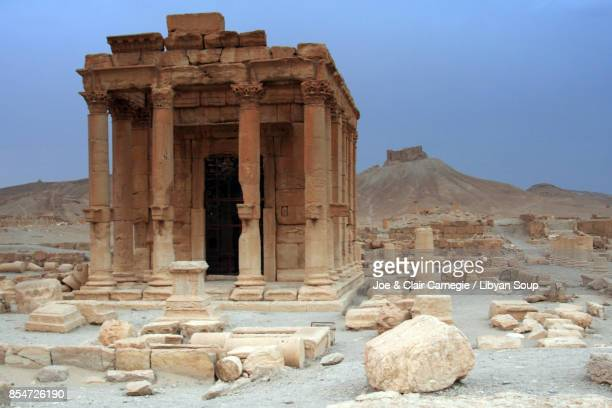 The Lost Baalshamin Temple, Palmyra, Syria