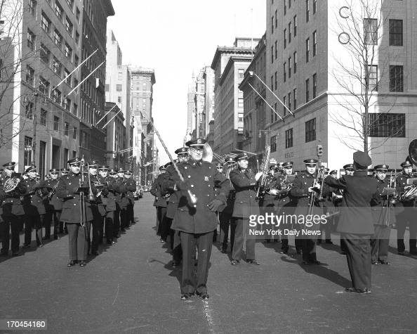 Police Dept Band Pictures Getty Images