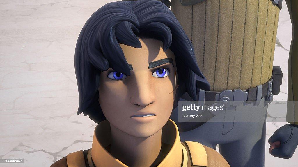 Disney XD's 'Star Wars Rebels' - Season Two : ニュース写真
