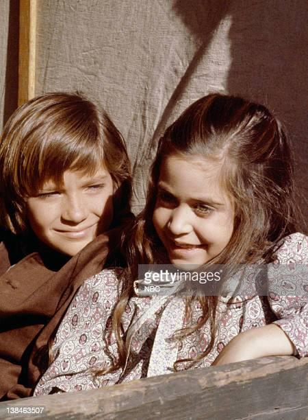 PRAIRIE The Lost Ones Part 2 Episode 22 Airdate 5/11/81 Pictured Jason Bateman as James Cooper Ingalls Missy Francis as Cassandra Cooper Ingalls