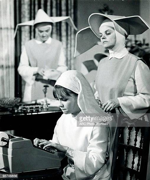 NUN The Lottery Season Two 4/10/69 A poor farmer believed that Sister Bertrille had blessed his lottery ticketMarge Redmond and Madeleine Sherwood...