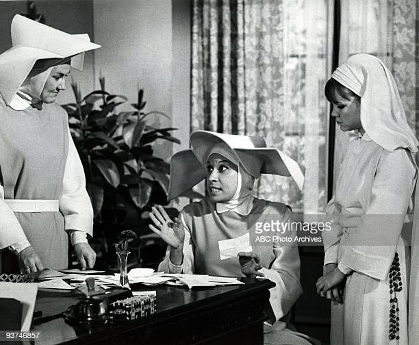 NUN The Lottery Season Two 4/10/69 A poor farmer believed that Sister Bertrille had blessed his lottery ticket Marge Redmond and Shelley Morrison...