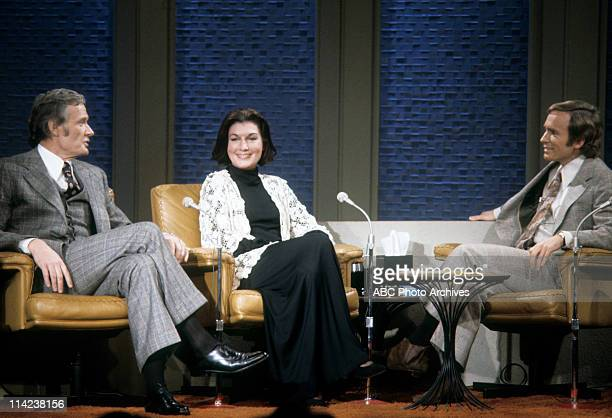 SHOW The Loud Family of the PBS Documentary TV Series 'An American Family' Airdate April 4 1974 WILLIAM 'BILL' LOUDPATRICIA 'PAT' LOUD