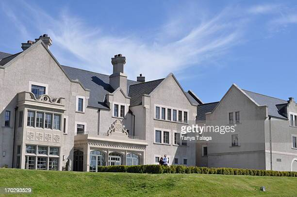 The Lough Erne golf resort remotely located in rural Northern Ireland plays host to the G8 summit on June 1718