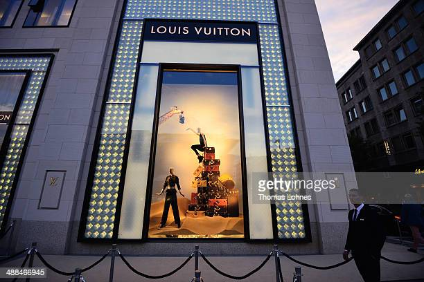 Louis Vuitton Global Store Opening Frankfurt Bilder Und Fotos