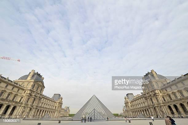 The Louvre museum in Paris, April 15, 2011.