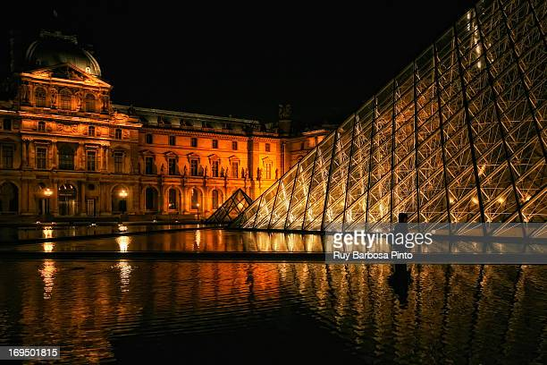 The Louvre Museum is one of the world's largest museums, and a historic monument. It is located on the Right Bank of the Seine in the 1st...