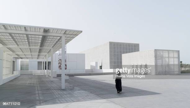 The Louvre Museum of Abu Dhabi