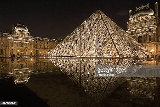 The Louvre or Louvre Museum is one of the world's largest and has nearly 35,000 objects from prehistory to the 21st century, exhibited over an area...