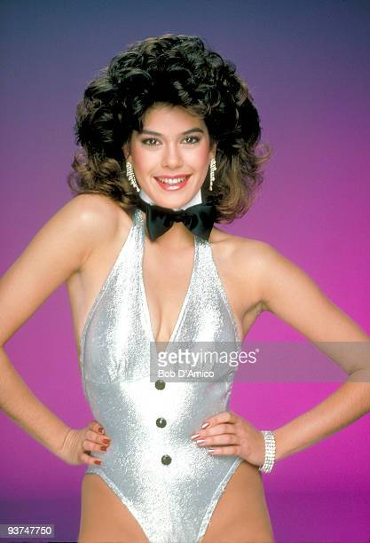 BOAT The Love Boat Mermaids Season Nine 4/1/85 Years before ABC's 'Lois Clark The New Adventures of Superman' and 'Desperate Housewives' Teri Hatcher...