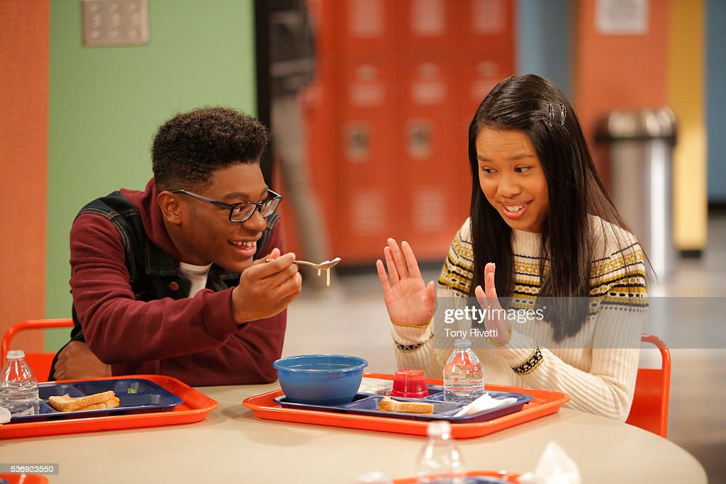 K.C. UNDERCOVER - 'The Love Jinx' - When Craig and Kira discover they were never legally wed, K.C. decides to throw them a do-over wedding. This episode of 'K.C. Undercover' airs on Sunday, June 19 (8:00 - 8:30 P.M. EDT) on Disney Channel. CASTILLO