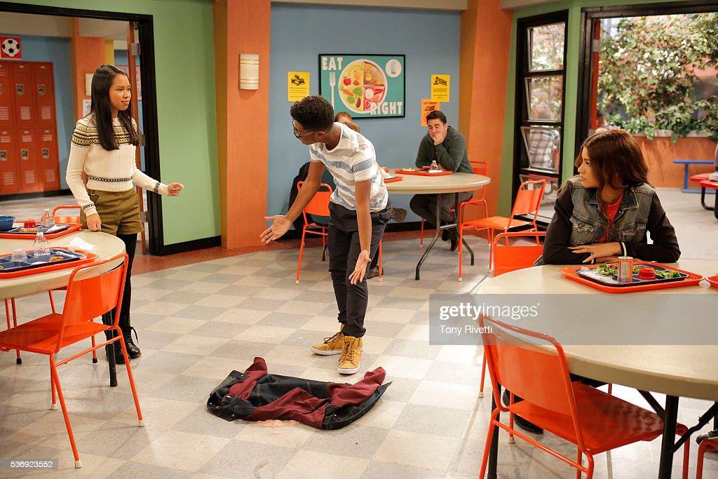 "Disney Channel's ""K.C. Undercover"" - Season Two : News Photo"