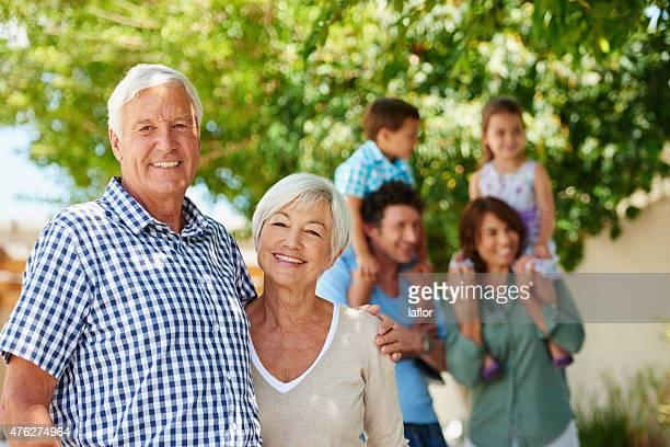 L'amour de la famille est la vie est plus Bénédiction