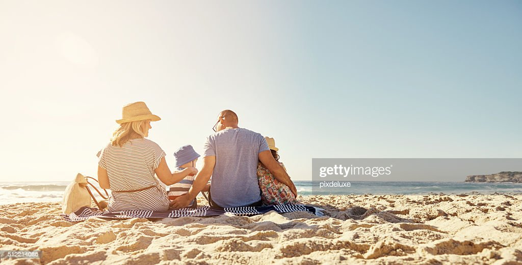 The love of a family is life's greatest blessing : Stock Photo