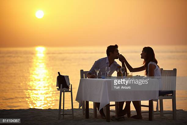 the love of his life - evening meal stock pictures, royalty-free photos & images