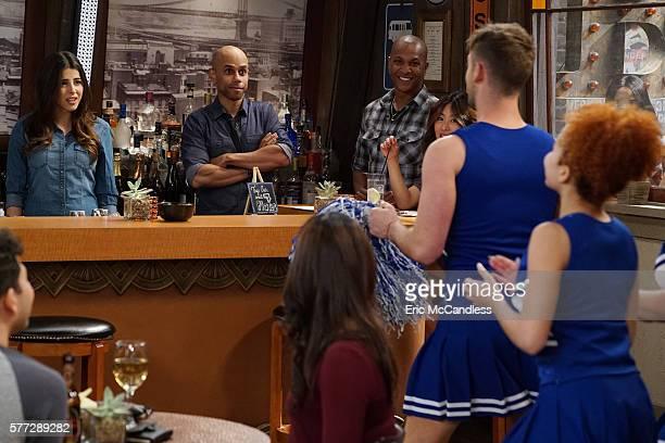 DADDY 'The Love Seat' Ben goes after a second chance with a past lover while Emma becomes a beauty queen in an allnew episode of 'Baby Daddy' airing...