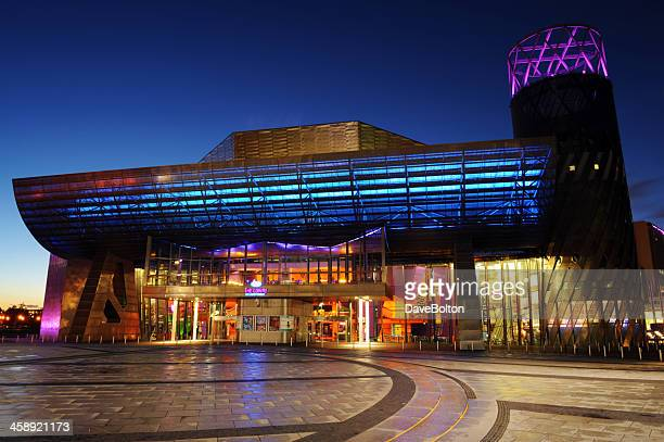 The Lowry Theatre at Salford, UK.
