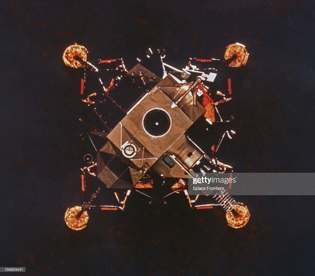 Apollo 14 Lunar Module : News Photo